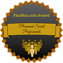 Prominent Social Professional Award